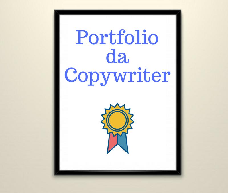 Portfolio da Copywriter? Come crearlo in modo rapido